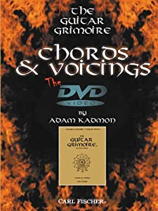 The Guitar Grimoire: Chords And Voicings DVD