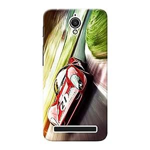 Mobile Back Cover For Asus Zenfone Go ZC500TG (Printed Designer Case)
