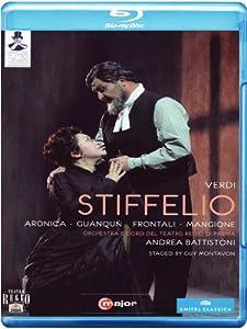 Verdi: Stiffelio [Parma 2012] [Aronica, Guanqun, Frontali, Mangione]  [C Major: 723104] [Blu-ray] [2013]