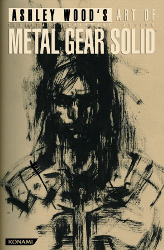 Book Review: Ashley Wood's The Art of Metal Gear Solid