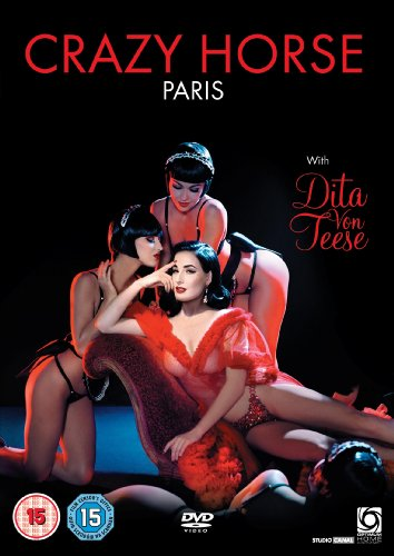 DITA VON TEESE AT CRAZY HORSE [IMPORT ANGLAIS] (IMPORT) (DVD)
