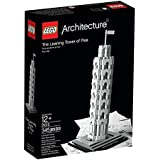 LEGO Architecture - 21015 - Jeu de Construction - La Tour de Pise