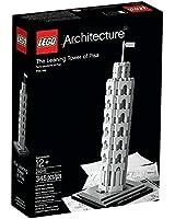 LEGO Architecture - 21015 - Jeu de Construction - La Tour de Pise