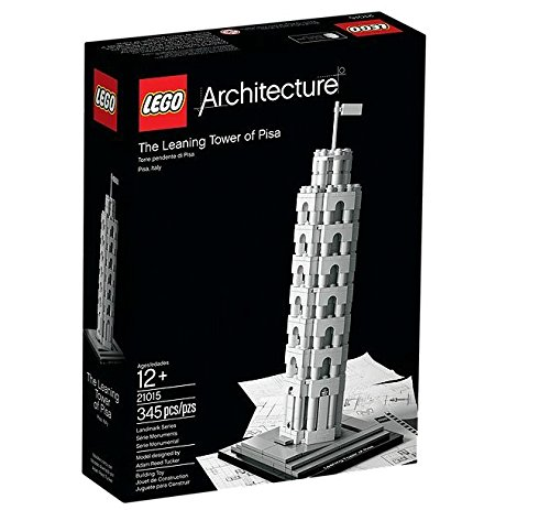 21015 Leaning Tower of Pisa LEGO architecture (japan import) - 51K 2BGcodGCL - 21015 Leaning Tower of Pisa LEGO architecture (japan import)