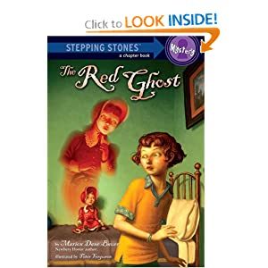 The Red Ghost (A Stepping Stone Book(TM)) by Marion Dane Bauer and Peter Ferguson