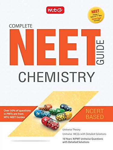 Complete NEET Guide: Chemistry