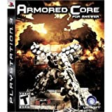 Armored Core: For Answer PS3