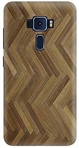 Asus Zenfone 3 ZE520KL Designer Cover Case By CareFone