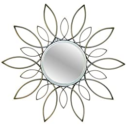 Product Image Decorative Wall Mirror - Silver