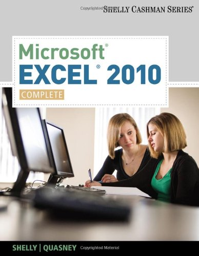 Microsoft Excel 2010: Complete (SAM 2010 Compatible...