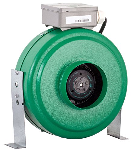 Active Air 4 inch In-Line Fan 165 CFM (Inline Fan Quiet 4 Inch compare prices)