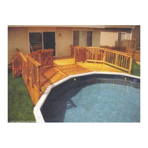 Do it yourself pool deck plans for Do it yourself floor plans