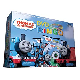 Amazon - Thomas and Friends DVD Bingo Game - $6.00