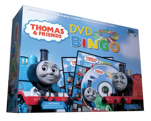Thomas and Friends DVD Bingo Game - 1
