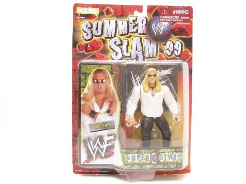 WWF Summer Slam 99 Superstars 9 Christian By Jakks 1999 - 1