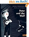 Peter und der Wolf: Bilderbuch (MINIMAX)