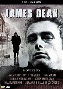 James Dean Collection - 3-DVD Box Set ( James Dean Story / I'm a Fool / James Dean / Trouble With Father / Hill Number One / Abraham / Bells of Cockaigne / Bonus James Dean ) ( I am a Fool / Hill Number 1 )