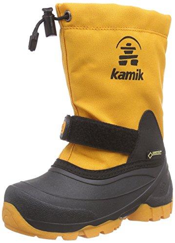 Kamik - Waterbug5G, Scarpe da neve infantile, Arancione (Mango (MAN)), 32/33