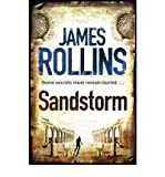 James Rollins James Rollins:3 books Sigma Force 1 , 2, 3 (Sandstorm / Map of Bones / Black Order rrp £20.97)