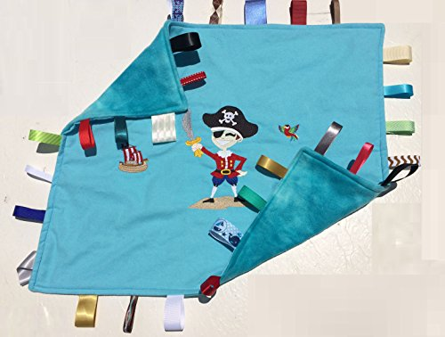 Yo-Ho-Ho-Pirate-Cuddle-Blanket-with-Ribbon-Tabs
