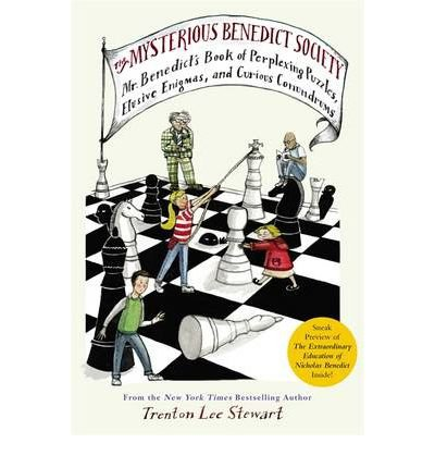 Mr. Benedict's Book of Perplexing Puzzles Elusive Enigmas and Curious Conundrums