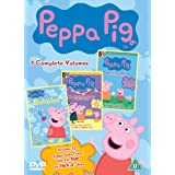 Peppa Pig Triple (Piggy in the Middle, My Birthday Party, Bubbles) [DVD]by Peppa Pig