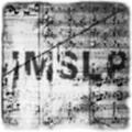 IMSLP/Petrucci Music Library