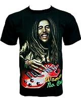 Rock Machine T-Shirt No Woman No Cry R 492