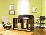 Baby Crib 45.7 H X 56.5 W X 30.125 D Abc Nursery Bedding Sets Cribs Doll Sheets Mattress Glenna Jean