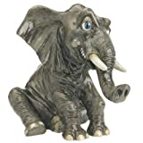 Little Paws Ravi The Elephant Figurine