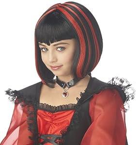California Costumes Vampire Child Wig