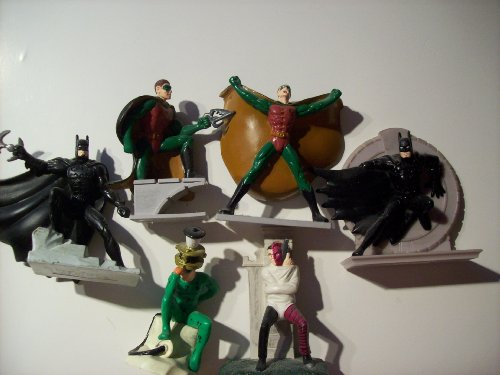 Picture of Applause Set of 6 Batman Forever Figures (B002C0SD6O) (Batman Action Figures)
