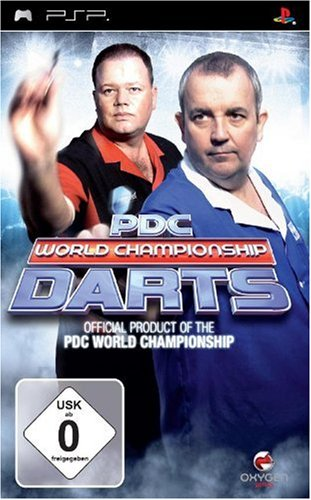 PDC World Championship Darts - Sony PSP - 1
