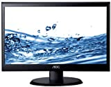 AOC e2250Swdak 21.5 inch LED Monitor 1000:1 250cd/m2 1920x1080 5ms DVI (Glossy Black) (E2250SWDAK)
