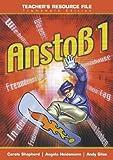 img - for Anstoss: Teacher's Resource File v.1 (Vol 1) by Giles Andrew Shepherd Carole D. Heidemann Angela (2003-12-26) Paperback book / textbook / text book