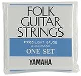 YAMAHA ライトゲージ フォークギター用セット弦 FS520