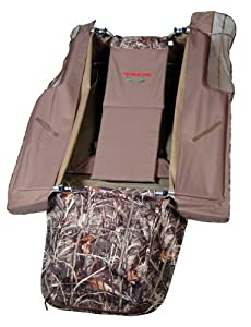 Tanglefree Waterfowl Layout Dead Zone Blind, Realtree Max-4 by Tanglefree Waterfowl