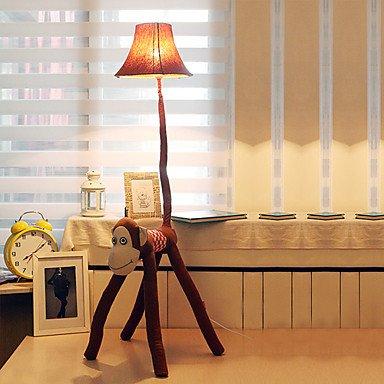 Kids Monkey Lamp front-956635