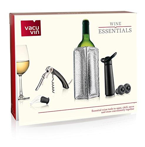 vacu vin wine set the british kitchen company. Black Bedroom Furniture Sets. Home Design Ideas