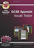GCSE Spanish Interactive Vocab Tester - DVD-ROM and Vocab Book