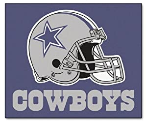 Dallas Cowboys Area Mat - Tailgater by Caseys