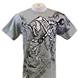 Ford Mustang Lore Gray Large T-Shirt
