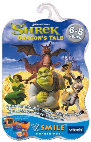 Imagen de V Tech - V.Smile Smartridge: Shrek 2