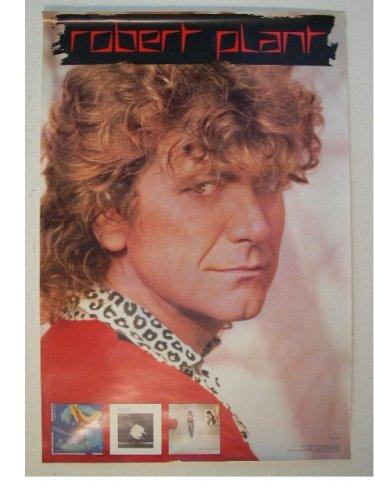 Robert Plant Poster Led Zeppelin