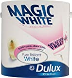 Dulux Magic White Matt Emulsion