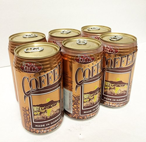 Royal Mill Iced Coffee Drinks (Royal Mills Iced Coffee compare prices)