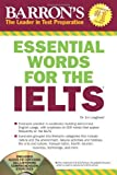 img - for Essential Words for the IELTS with Audio CD (Barron's Essential Words for the Ielts (W/CD)) by Dr. Lin Lougheed (2011-04-01) book / textbook / text book