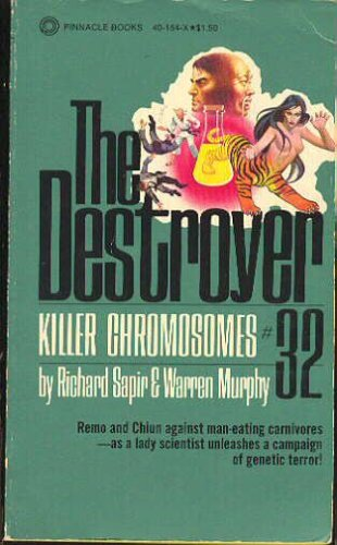 The Destroyer Killer Chromosomes #32