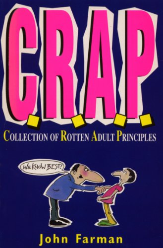 John Farman - C.R.A.P.: Collection of Rotten Adult Principles (Red Fox humour)