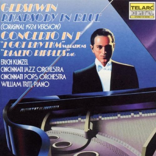 Gershwin: Rhapsody In Blue; Concerto in F by 